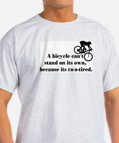 Two-tired Bicycle