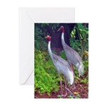 cranes Greeting Cards (Pk of 10)