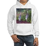 cranes Hooded Sweatshirt