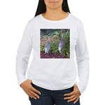cranes Women's Long Sleeve T-Shirt