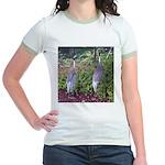 cranes Jr. Ringer T-Shirt
