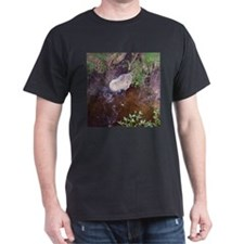 crane in water T-Shirt
