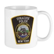 Syracuse Police Department Mug