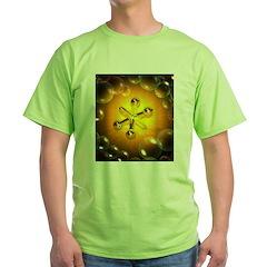 art/photography Green T-Shirt