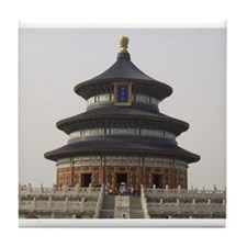 China Temple of Heaven - Tile Coaster