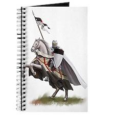 Templar on rearing horse Journal
