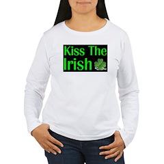 Kiss the Irish T-Shirt