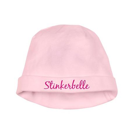Stinkerbelle baby hat