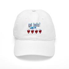 Cold Balls Baseball Cap