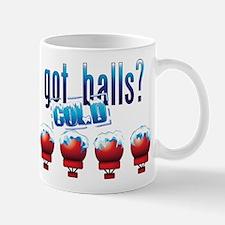 Cold Balls Mug