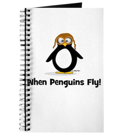 When Penguins Fly Journal