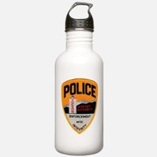 Tucson Airport Police Water Bottle