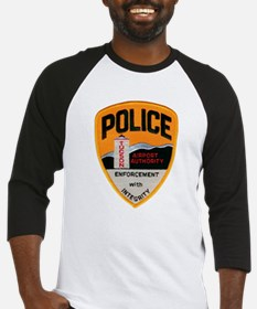 Tucson Airport Police Baseball Jersey