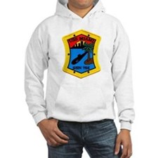 USS Miami SSN 755 Hoodie