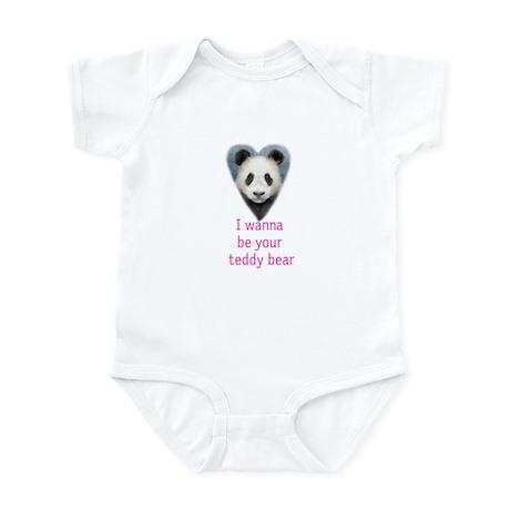 be your teddy bear Infant Bodysuit