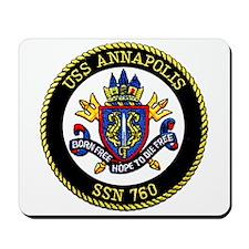 USS Annapolis SSN 760 Mousepad