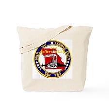 USS Jefferson City SSN 759 Tote Bag