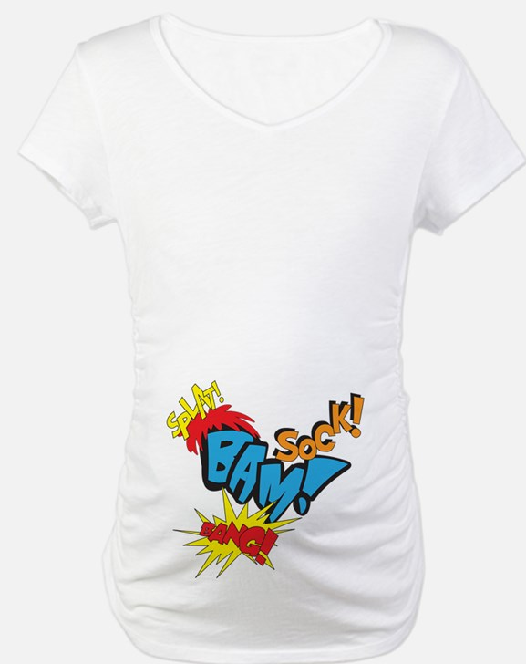 Super hero maternity clothes maternity wear shirts amp clothing