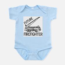 Future Firefighter Infant Bodysuit