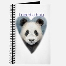 i need a hug Journal