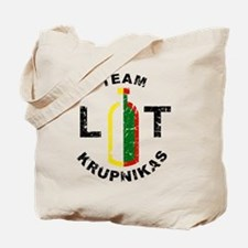 Team Krupnikas Tote Bag