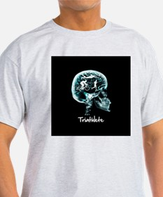 x-ray man triathlete T-Shirt