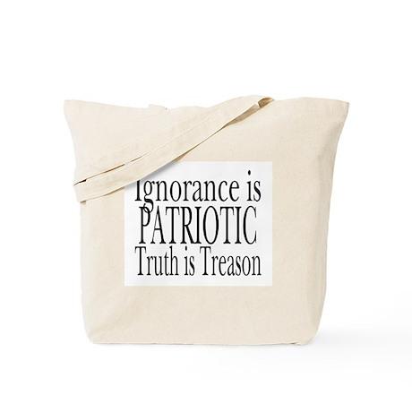 Truth is Treason (Lgt) Tote Bag