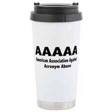 AAAAA Stainless Steel Travel Mug
