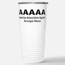 AAAAA Travel Mug