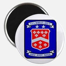 USS BERKELEY Magnet