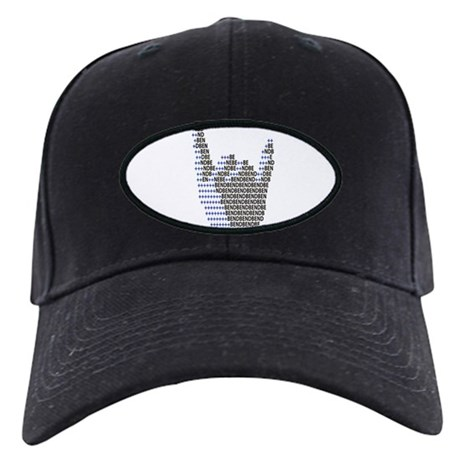 Rock-On Bend Black Cap