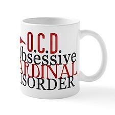 Funny Cardinal Mug