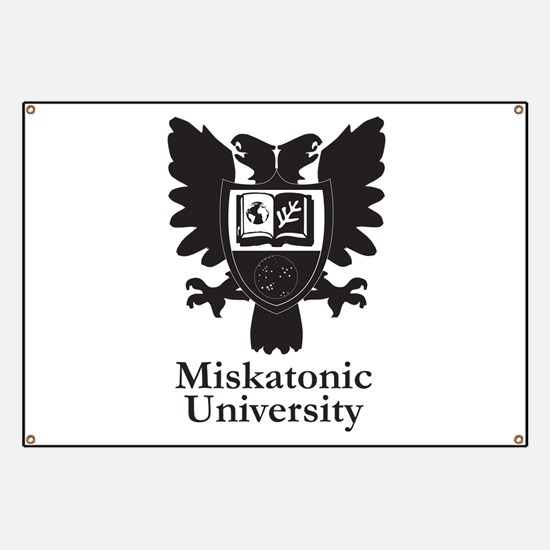 Cute Miskatonic Banner