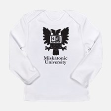 Cute Hp lovecraft Long Sleeve Infant T-Shirt