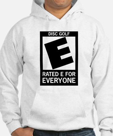 Rated E Disc Golf Hoodie