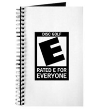 Rated E Disc Golf Journal