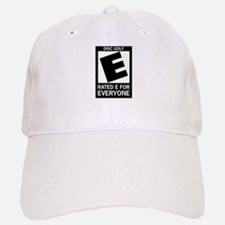 Rated E Disc Golf Baseball Baseball Cap
