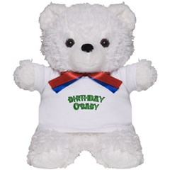 Birthday O'Baby St. Patricks Teddy Bear
