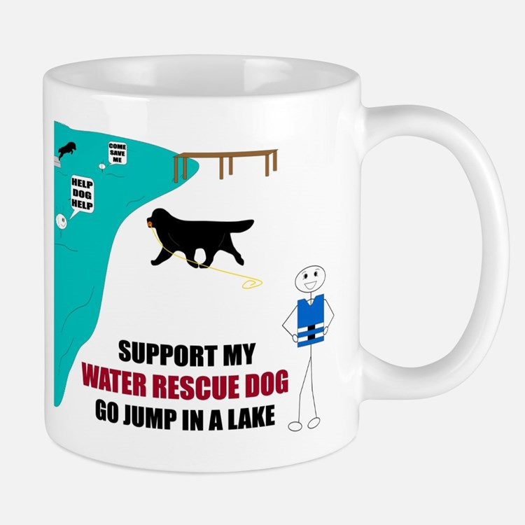 JumpInALake Mugs