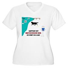 Unique Working newf T-Shirt