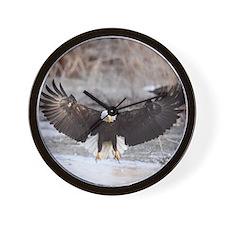Eagles Landing Wall Clock