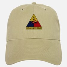 Hell On Wheels Baseball Baseball Cap
