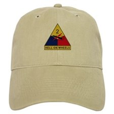 Hell On Wheels Baseball Cap