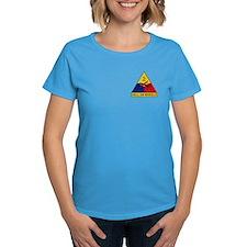 Hell On Wheels Women's T-Shirt (Dark)