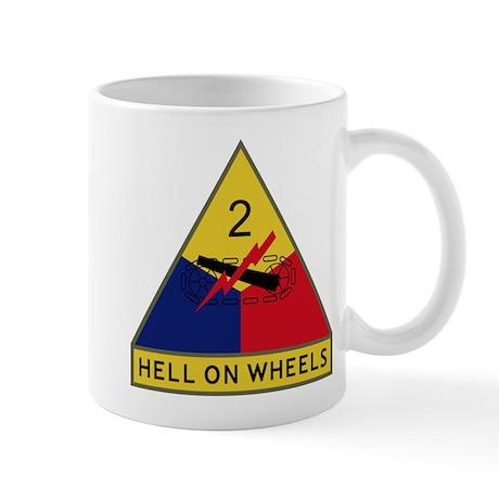 Hell On Wheels Mug