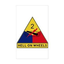 Hell On Wheels Decal