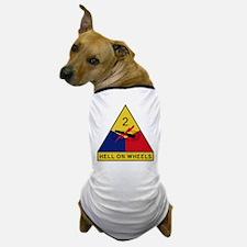 Hell On Wheels Dog T-Shirt