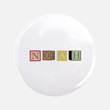 """Noah Alphabet Block 3.5"""" Button (100 pack)"""