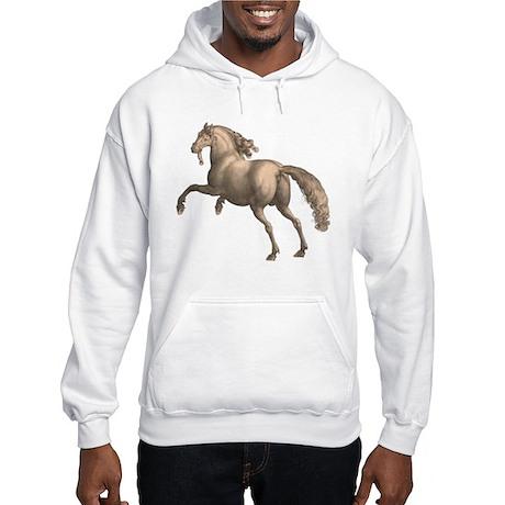 Spanish Horse Hooded Sweatshirt