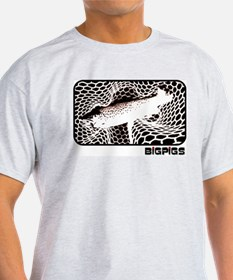 Trout in Net T-Shirt